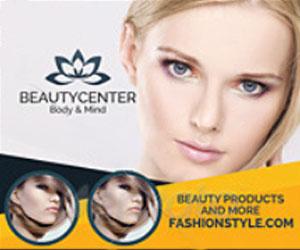 Рекламные веб баннеры салона красоты и спа