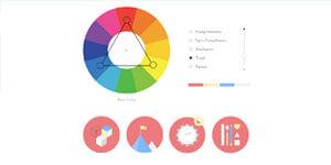 Цветовые схемы Color supplyyy