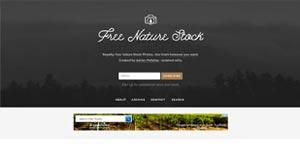 Фотобанк Free Nature Stock