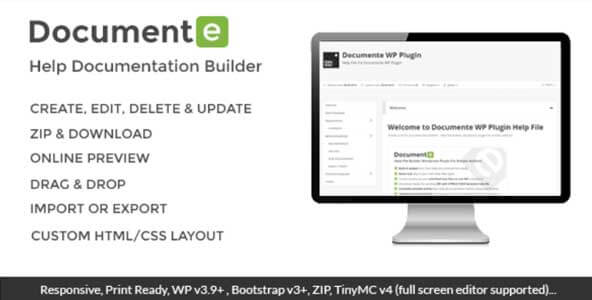 Плагин документации Documente - Help Documentation Builder