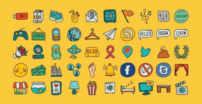 Прикольные иконки мир современного человека