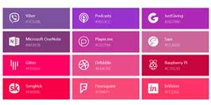 Бесплатные SVG иконки популярных брендов