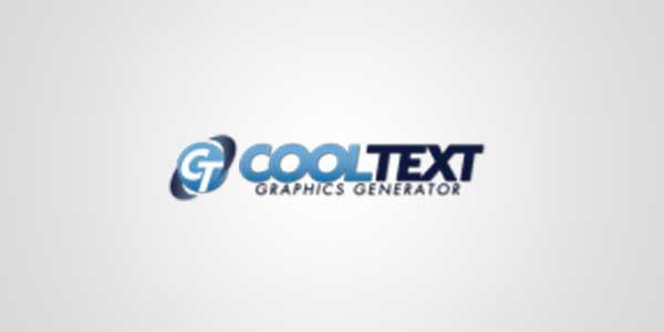 Создание логотипа из названия в сервисе CoolText