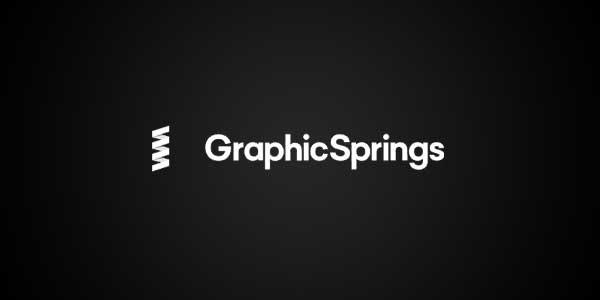 Онлайн конструктор логотипов Graphic Springs