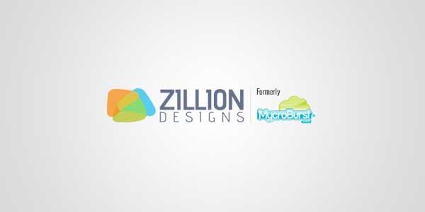 Онлайн лого генератор Zillion Designs
