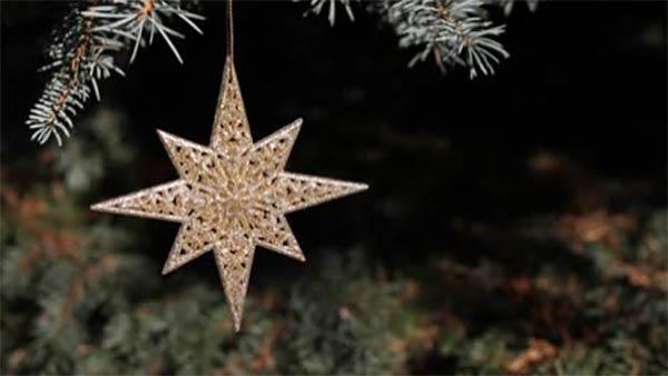 Скачать Видео Золотая Звезда На Елке