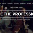 Шаблон продающей страницы на WordPress — Flip