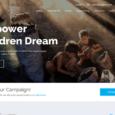 Шаблон Landing Page благотворительность — Humanity